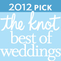 2012 pick - best of weddings on the knot