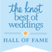 The Knot Best of Weddings - Hall Of Fame: Lesner Inn